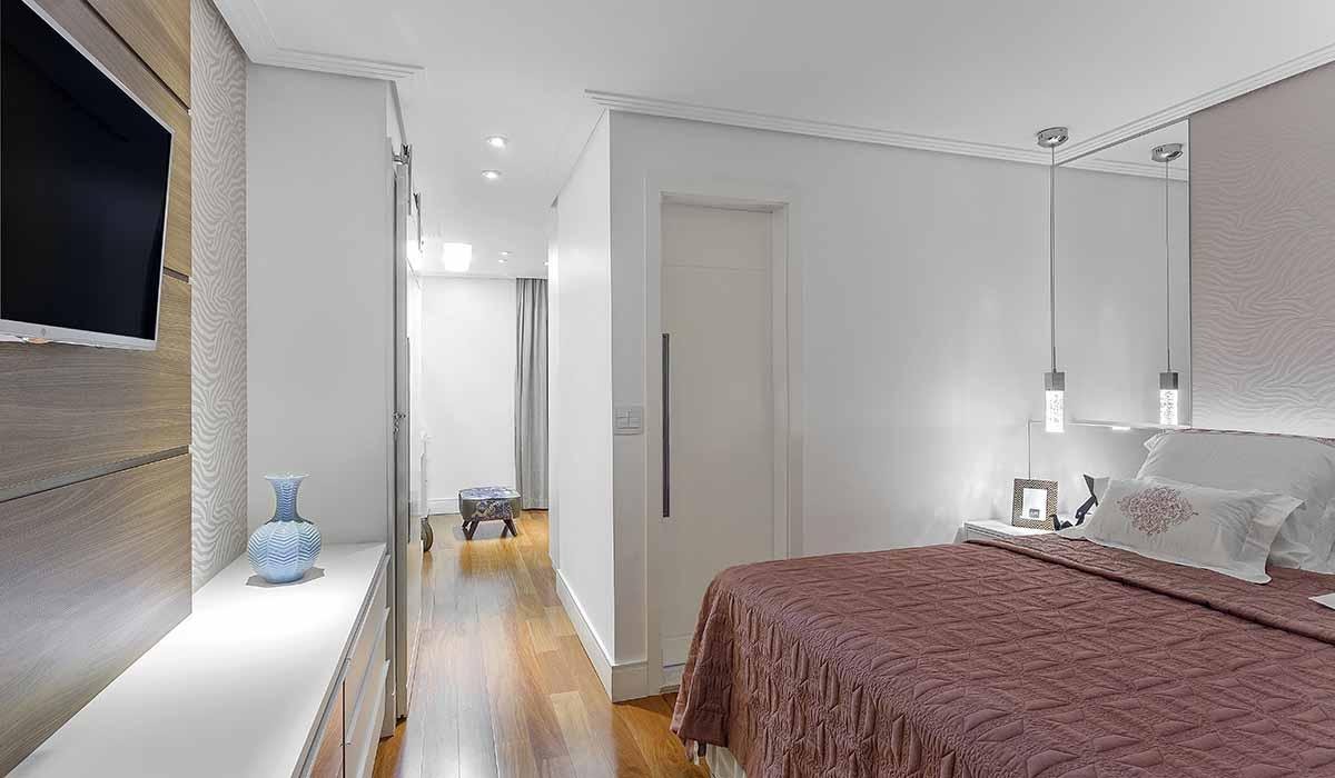 Alessandra Gonçalves cama ampla