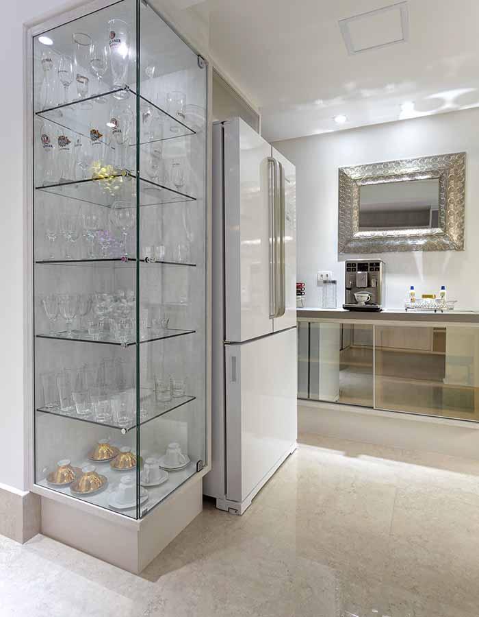 cozinha geladeira